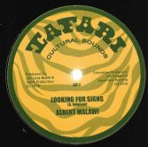 Albert Malawi - Looking For Signs / Brigadier Jerry - Conscious Time  (Tafari) UK 12""